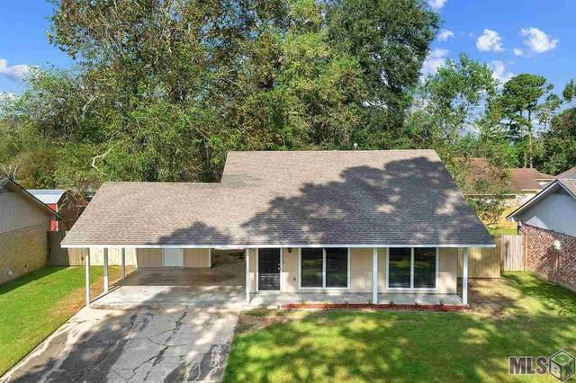 1455 S Peck Dr, Baton Rouge, LA 70810 (#2021016070) :: David Landry Real Estate