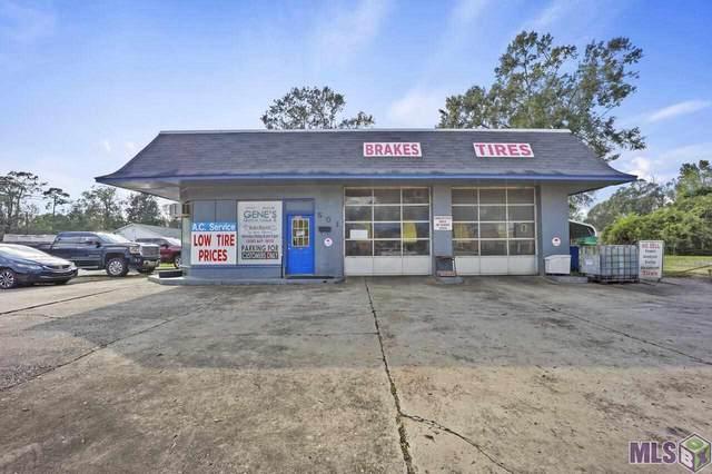 501 N Range Ave, Denham Springs, LA 70726 (MLS #2021016105) :: United Properties