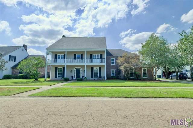 4220 E Lake Sherwood Ave, Baton Rouge, LA 70816 (MLS #2021016133) :: United Properties