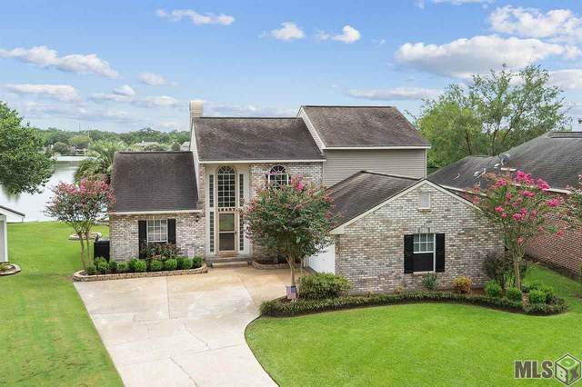 18457 E Lake Terrace Dr, Baton Rouge, LA 70817 (#2021016136) :: David Landry Real Estate