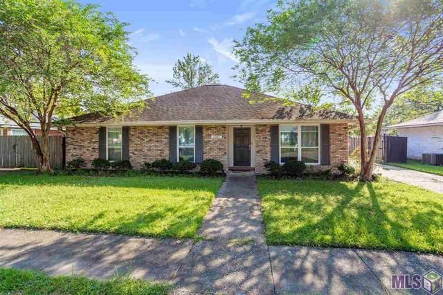 7351 Proxie Dr, Baton Rouge, LA 70817 (MLS #2021016149) :: United Properties