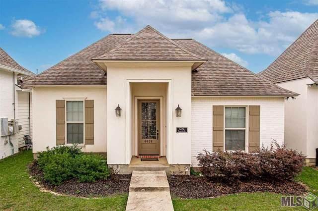 6626 Silver Oak Dr, Baton Rouge, LA 70817 (#2021016159) :: David Landry Real Estate
