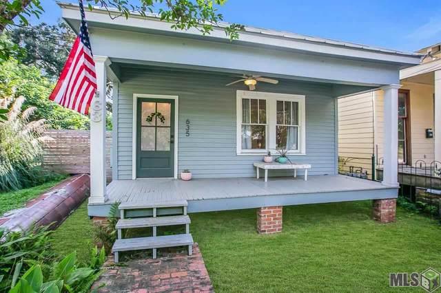 635 Maximillian St, Baton Rouge, LA 70802 (#2021016185) :: Smart Move Real Estate