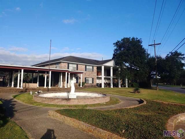 675 Wooddale Blvd #38, Baton Rouge, LA 70806 (#2021016191) :: The W Group