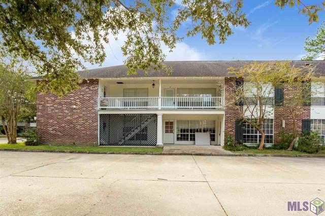 10428 Jefferson Hwy G, Baton Rouge, LA 70809 (#2021016253) :: Patton Brantley Realty Group