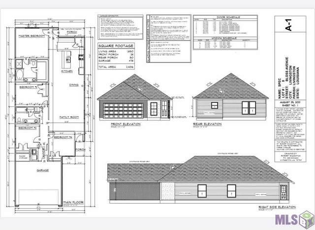 29537 Bloss Ave, Livingston, LA 70754 (MLS #2021016267) :: United Properties