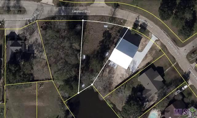 Lot 2 Lakeland Blvd, Denham Springs, LA 70726 (MLS #2021016284) :: United Properties
