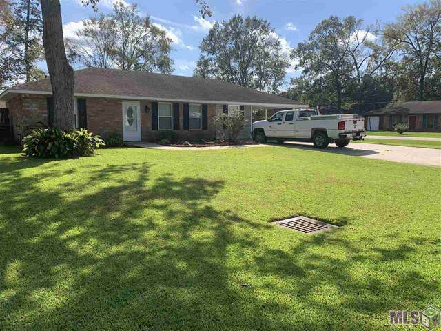16912 Ashton Ave, Greenwell Springs, LA 70730 (#2021016285) :: Darren James & Associates powered by eXp Realty