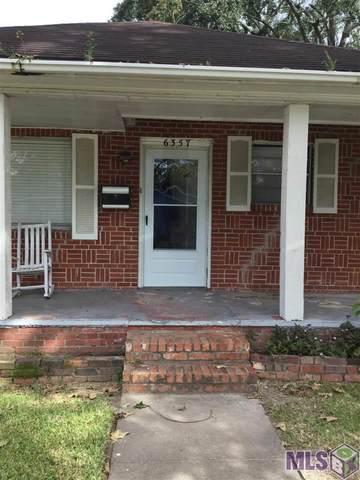 6357 Ritterman Ave, Baton Rouge, LA 70805 (#2021016321) :: Darren James & Associates powered by eXp Realty