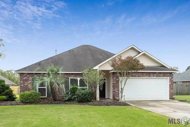 43487 N Great Oak Ct, Prairieville, LA 70769 (#2021016357) :: David Landry Real Estate