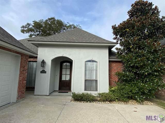 12421 Dutchtown Villa Dr, Geismar, LA 70734 (#2021016388) :: The W Group