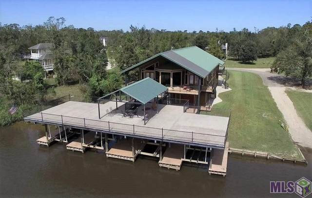 15757 Cypress Point Ln, French Settlement, LA 70733 (#2021016421) :: Darren James & Associates powered by eXp Realty