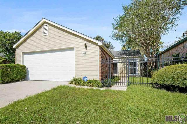 2051 S Flannery Rd, Baton Rouge, LA 70816 (#2021016462) :: Patton Brantley Realty Group