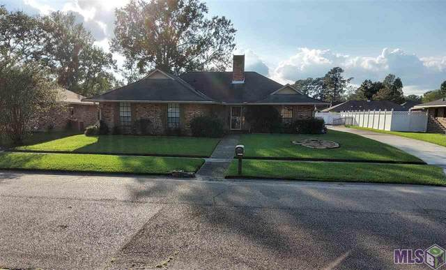 4317 Raleigh Dr, Baton Rouge, LA 70814 (MLS #2021016470) :: United Properties