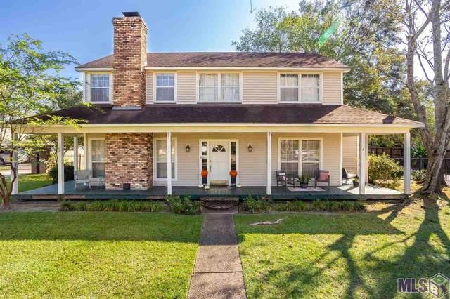 5337 Kennesaw Dr, Baton Rouge, LA 70817 (MLS #2021016471) :: United Properties