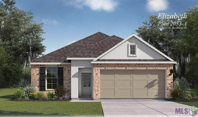 6655 Tiger Pointe Dr, Baton Rouge, LA 70817 (MLS #2021016474) :: United Properties