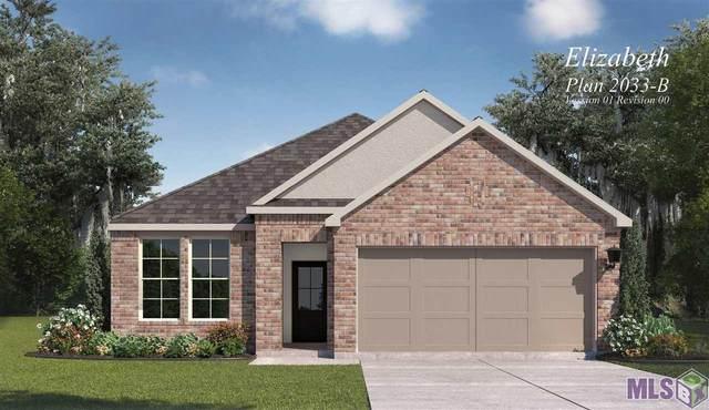 6715 Tiger Pointe Dr, Baton Rouge, LA 70817 (MLS #2021016476) :: United Properties