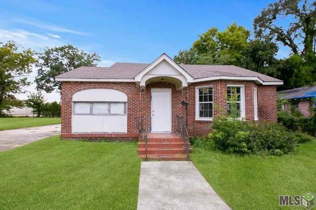 2023 Plank Rd, Baton Rouge, LA 70802 (MLS #2021016481) :: United Properties
