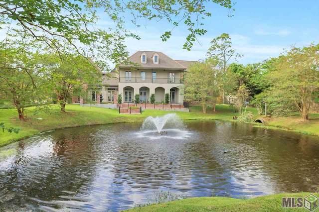 9631 Myrtle Ln, Baton Rouge, LA 70810 (MLS #2021016486) :: United Properties