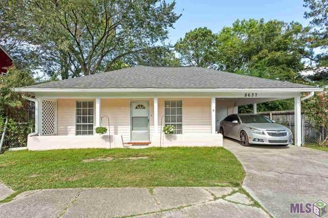 8637 Cullen Ave, Baton Rouge, LA 70809 (#2021016490) :: David Landry Real Estate