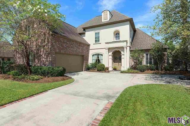 15412 Campanile Ct, Baton Rouge, LA 70810 (MLS #2021016504) :: United Properties