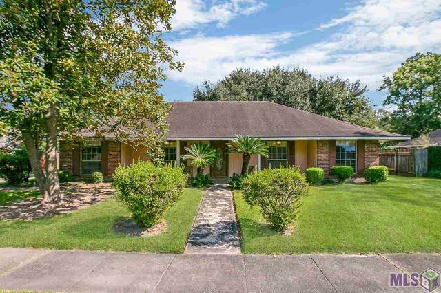 5837 Trenton Ave, Baton Rouge, LA 70808 (MLS #2021016534) :: United Properties