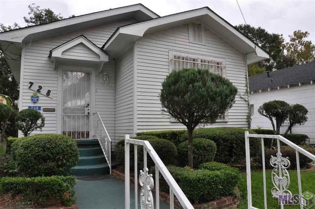 728 N 28TH ST, Baton Rouge, LA 70802 (#2021016560) :: David Landry Real Estate