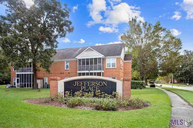 7804 B Jefferson Place Blvd B, Baton Rouge, LA 70809 (#2021016574) :: The W Group