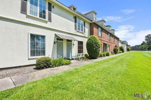 4000 Lake Beau Pre #124, Baton Rouge, LA 70820 (MLS #2021016582) :: United Properties
