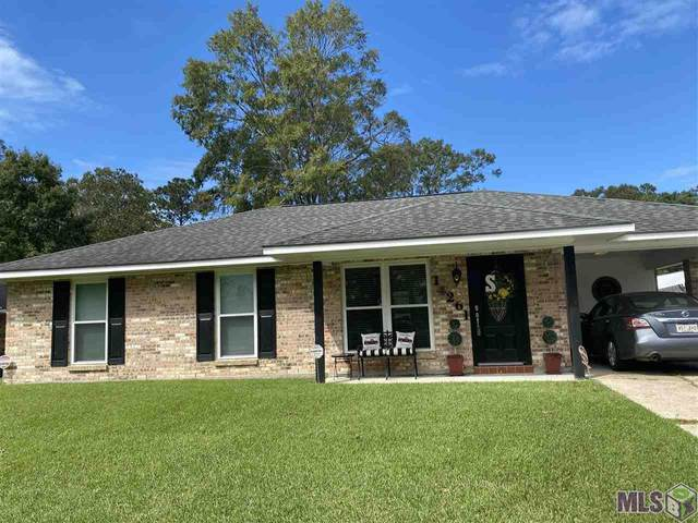 14261 Richardson Dr, Greenwell Springs, LA 70739 (#2021016605) :: Patton Brantley Realty Group