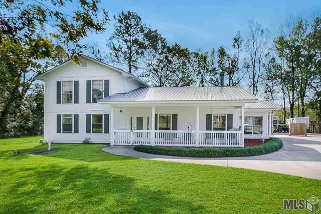 10544 Sherrie Ln, Denham Springs, LA 70726 (MLS #2021016618) :: United Properties