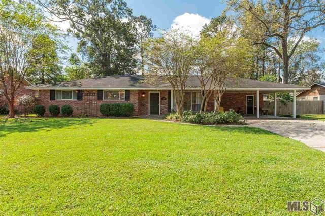 8854 Chandler Dr, Baton Rouge, LA 70808 (MLS #2021016620) :: United Properties