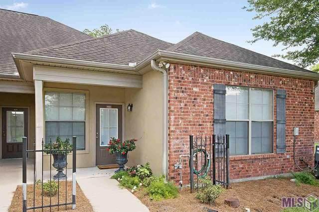 809 Summer Breeze Dr #103, Baton Rouge, LA 70810 (MLS #2021016639) :: United Properties