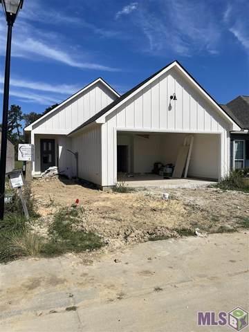 15543 Fields Creek Ave, Baton Rouge, LA 70816 (MLS #2021016646) :: United Properties