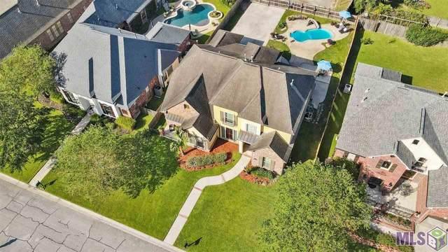 37344 Carlin Ave, Prairieville, LA 70769 (MLS #2021016648) :: United Properties