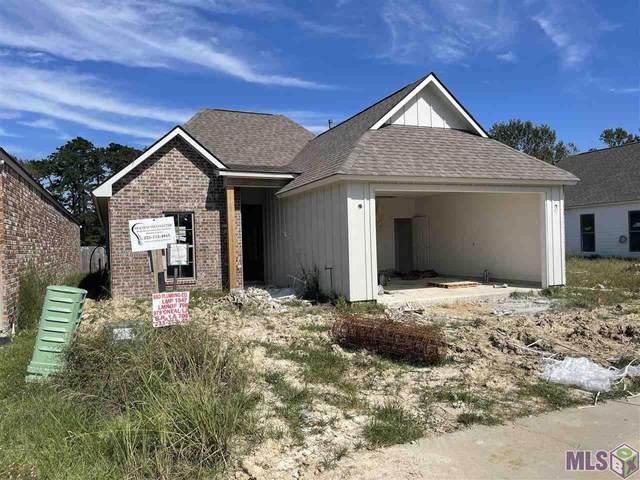 15603 Fields Creek Ave, Baton Rouge, LA 70816 (MLS #2021016649) :: United Properties