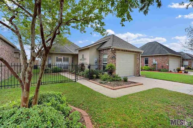 5444 Courtyard Dr, Gonzales, LA 70737 (MLS #2021016662) :: United Properties