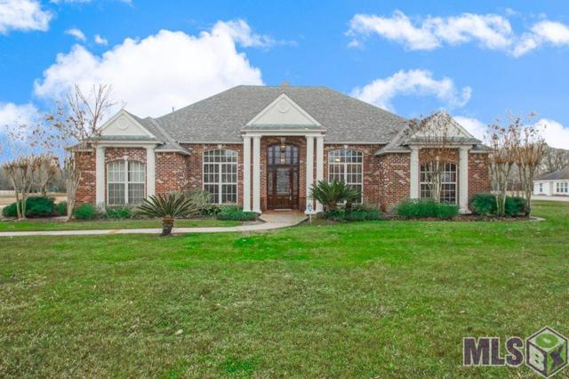 13720 Oakberry Ave, Central, LA 70770 (#2018000502) :: Trey Willard of Berkshire Hathaway HomeServices United Properties