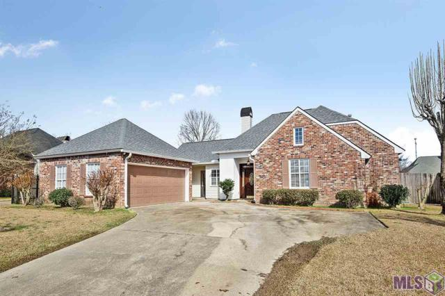 3587 Meadowland Ct, Zachary, LA 70791 (#2018002159) :: Trey Willard of Berkshire Hathaway HomeServices United Properties