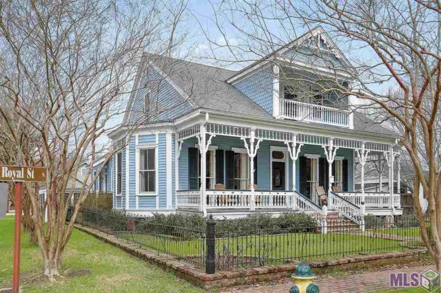 9851 Royal St, St Francisville, LA 70775 (#2018002436) :: Darren James & Associates powered by eXp Realty