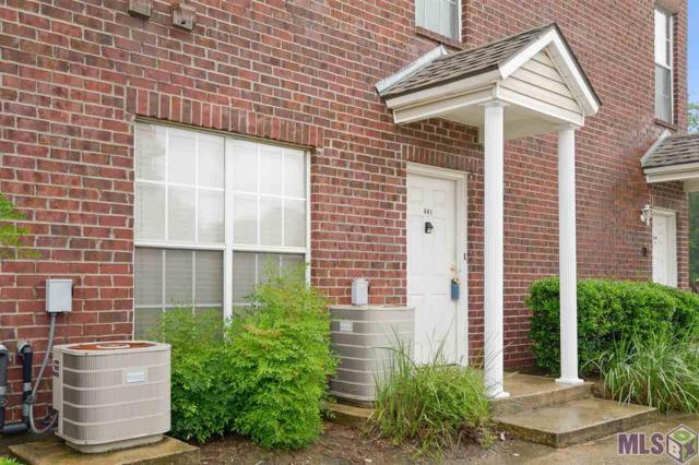4625 Burbank Dr #601, Baton Rouge, LA 70820 (#2018003079) :: South La Home Sales Team @ Berkshire Hathaway Homeservices