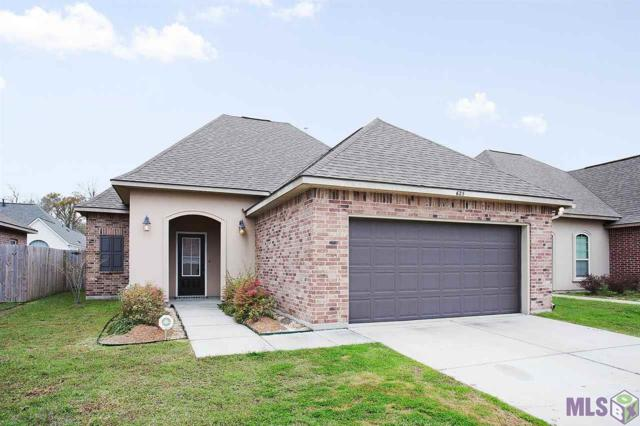 625 Greenwich Dr, Baton Rouge, LA 70820 (#2018003136) :: Trey Willard of Berkshire Hathaway HomeServices United Properties