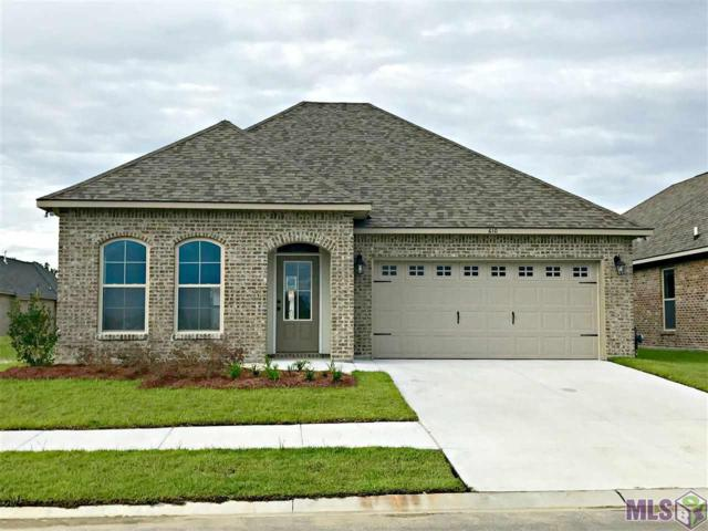 610 Elliston Dr, Gonzales, LA 70737 (#2018008575) :: The W Group with Berkshire Hathaway HomeServices United Properties