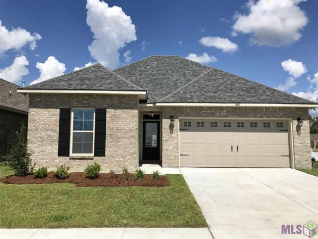622 Elliston Dr, Gonzales, LA 70737 (#2018008588) :: The W Group with Berkshire Hathaway HomeServices United Properties