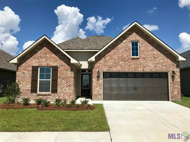 618 Elliston Dr, Gonzales, LA 70737 (#2018008969) :: The W Group with Berkshire Hathaway HomeServices United Properties