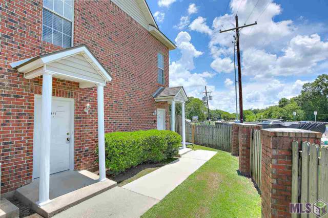 4625 Burbank Dr #401, Baton Rouge, LA 70820 (#2018010189) :: South La Home Sales Team @ Berkshire Hathaway Homeservices