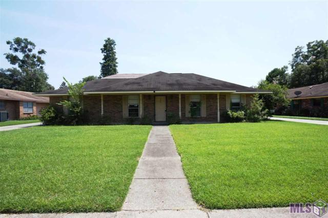 1123 E Greenbriar Dr, Gonzales, LA 70737 (#2018012452) :: Smart Move Real Estate