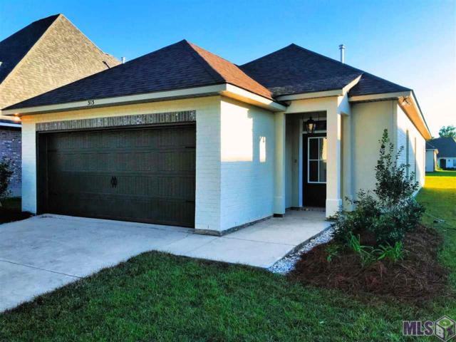 313 Lake Breeze Dr, Baton Rouge, LA 70820 (#2018012937) :: The W Group with Berkshire Hathaway HomeServices United Properties