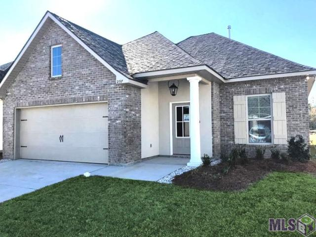 257 Lake Pride Dr, Baton Rouge, LA 70820 (#2018014293) :: The W Group with Berkshire Hathaway HomeServices United Properties