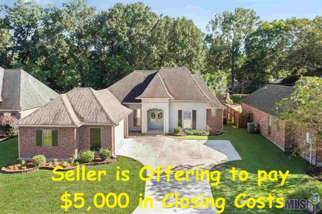 42143 Conifer Dr, Gonzales, LA 70737 (#2018015230) :: The W Group with Berkshire Hathaway HomeServices United Properties